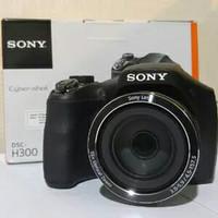 Kamera prosumer sony dsc H_300 kualitas mantap
