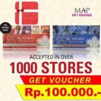Gift Voucher MAP 100rb