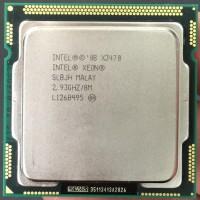 Prosesor Intel Xeon X3470 (setara i7-870 875K) 8M 2.93 GHz LGA 1156