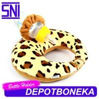 Harga bottle holder bantal leher penyangga dot susu motif citah macan   antitipu.com