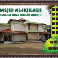 Jam Masjid TQ-05-SFK