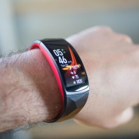 Smartwatch Samsung Gear Fit 2 Pro Original Best Price!