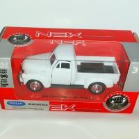Miniatur Mobil chevrolet 3100 Pick up welly nex