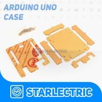 Acrylic Case Akrilik Box Enclosure Arduino Uno R3