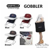 Babyelle Gobbler Booster Seat / kursi makan bayi .