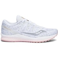 Sepatu Lari Womens Original Saucony Freedom ISO 2 White 136847990 448ebfa4bf
