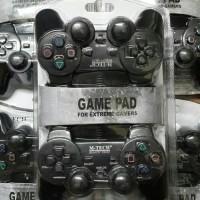 Harga gamepad double usb m tech stick laptop stick pc   antitipu.com