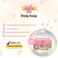 Jual PURE BODY SOAP BPOM JELLY / SABUN PURESOAP BPOM / PURE SOAP / ORIGINAL Murah