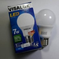 Lampu led 7 watt visalux