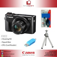 Canon PowerShot G7X Mark II Digital Camera (DataScrip)