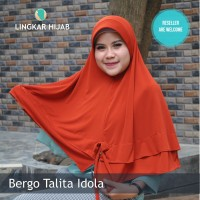 jilbab instan bergo talita idola harga grosir murah supplier