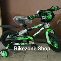Sepeda Anak Laki BMX 12 inch Pacific usia 3 - 7 tahun