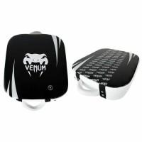 VENUM 'Absolute' Square Kick Shield - Black/White