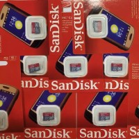 Memory Card 16GB Sandisk - Memori HP Sandisk 16 GB