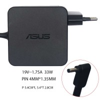 Adaptor Charger  Laptop Asus Vivobook S200 F200MA 19V 1.75A adlas13