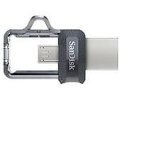 Sandisk Ultra Dual Drive M3.0 Flashdisk OTG 64GB Versi 2 OK03WYGVTF