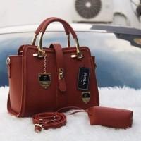 Tas Briefcase Furla Ck Impor