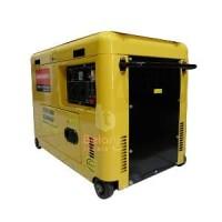 Genset Hatsudenki Silent EC 8000 LDE - Generator
