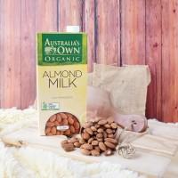 Australia's Own Organic Almond Milk Gluten Free UHT 1 Liter