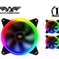 Fan Pc Armaggeddon Infineon Loop The Ultimate Game Fan