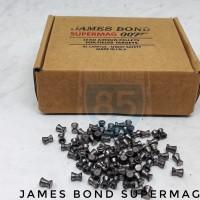 James Bond 007 Flat Nose Diabolo 200 gram