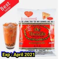 THAI TEA ORIGINAL 400gram / thai tea 400gr number one / chatramue