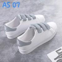 Mz Sepatu Wanita Kets Sport Sneakers