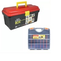 Kenmaster Tool Box B385Kenmaster + Mini Box MK 23 (23 Comp)