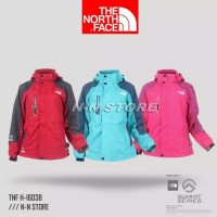 Jaket THE NORTH FACE TNF Cewek 1603B Summit Series IMPORT QUALITY