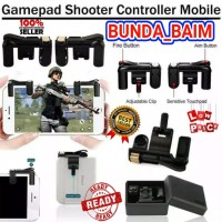 CONSOLE PUBG L1 R1 VERSI 3 / TRIGGER GAME CONTROLLER GAMEPAD JOYSTICK