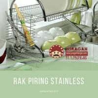 Rak Piring Stainless Anti karat