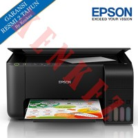 Epson L3150 Printer EcoTank WiFi Multifungsi - Print/Scan/Copy