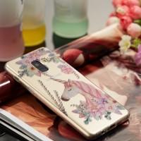Imd Casing Case Aneka Warna untuk Handphone Samsung Galaxy A8 Plus