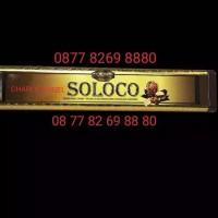 Solocco coklaT Solloco Or So loco isi 6 ORI