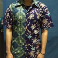 Kemeja Batik Jangkis Pria