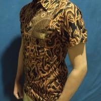 Kemeja Batik Pria Jangkis