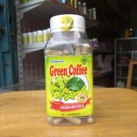 Kapsul Green Cofee - Kopi Hijau 120