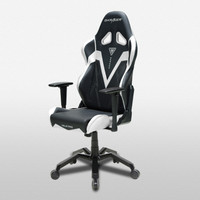 Jual Kursi Gaming Chair DXRacer Valkyrie Seri OH/VB03/NW Black White
