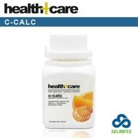 Health+Care C-Calc Calcium+Vit C untuk Pertumbuhan Tulang&Gigi Anak