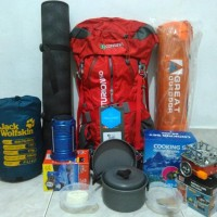 Harga Perlengkapan Pendakian Gunung Hargano.com