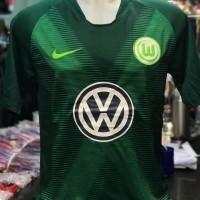 Jersey Wolfsburg Home 2018 - 2019 Grade Ori Thailand