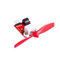 Module Kipas Fan Fire Fighting Robot Smart Car Pemadam Api + Driver