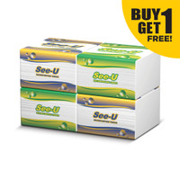 See-u® Multipurpose Tissue 4 in 1