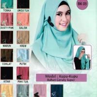 Promo Jilbab Simple Harian Kerudung Instan Pashmina Modis Hijab