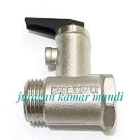 Harga safety valve untuk semua merk water | Hargalu.com