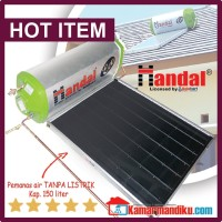 Solar Water heater Solahart Handal ECO Australia Tanpa listrik garan