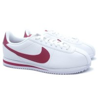 Sepatu Casual Nike Cortez Basic Leather