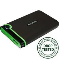 Transcend Storejet USB 3.0 - 2TB - Hijau