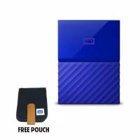 Harga wd my passport hardisk external eksternal 2tb 2 tera 2 5 | antitipu.com