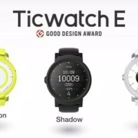 Mobvoi Ticwatch E Express Smartwatch Google Assistant and Heart Rate